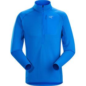 Arc'teryx Konseal LS Zip Neck Shirt Men Rigel
